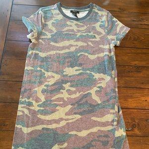 Forever 21 girls 10/11 shirt dress